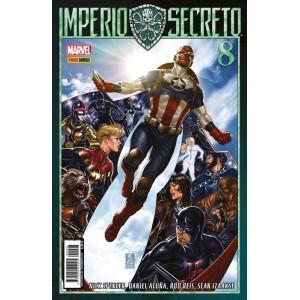Imperio secreto nº 08