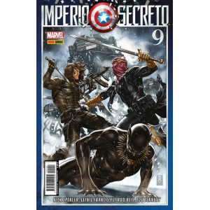 Imperio secreto nº 09