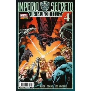 Imperio secreto: Un mundo feliz nº 04