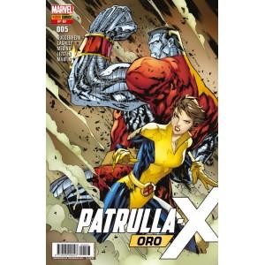 Patrulla-X Oro nº 67 (5)