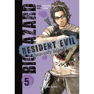 Resident Evil: Heavenly Island nº 05
