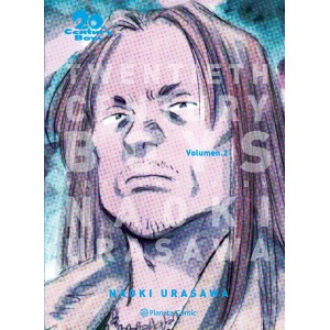 20th Century Boys Kanzenban nº 02