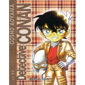 Detective Conan Kanzenban nº 22