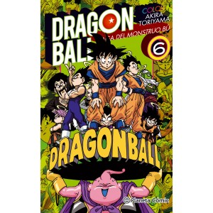 Dragon Ball Color Bu nº 06 (De 6)