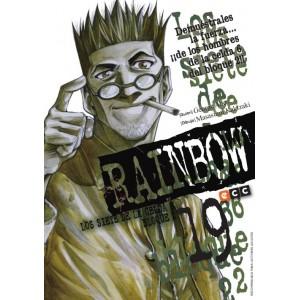 Rainbow, los siete de la celda 6 Bloque 2 nº 19
