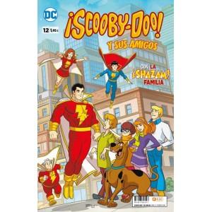 ¡Scooby-Doo! y sus amigos nº 12