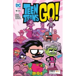 Teen Titans Go! nº 11