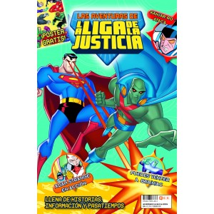 Las aventuras de la Liga de la Justicia nº 04