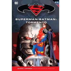 Batman y Superman - Colección Novelas Gráficas nº 27: Superman/Batman: Tormento
