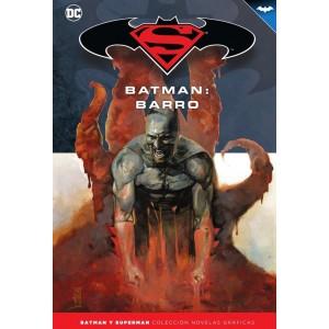Batman y Superman - Colección Novelas Gráficas nº 28: Batman: Barro