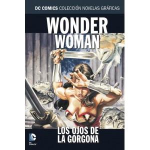 Colección novelas gráficas nº 47: Wonder Woman: Los ojos de la gorgona