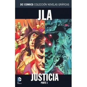 Colección novelas gráficas nº 48: JLA: Justicia nº 01