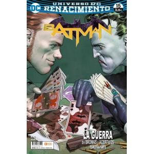 Batman nº 70/15 (Renacimiento)