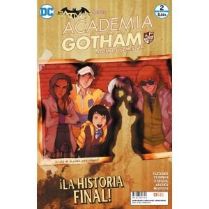 Batman presenta: Academia Gotham - Segundo semestre nº 02