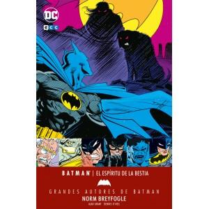Grandes autores de Batman: Norm Breyfogle - El espíritu de la bestia
