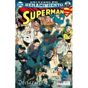 Superman nº 70/ 15 (Renacimiento)