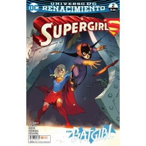 Supergirl nº 02 (Renacimiento)