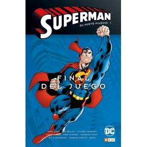 Superman: El nuevo milenio nº 01 - Final del juego