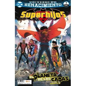 Superhijos nº 07 (Renacimiento)