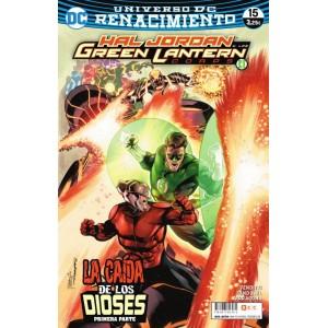 Green Lantern nº 70/ 15 (Renacimiento)