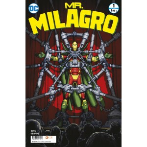 Mr. Milagro nº 01