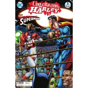 Una cita con Harley nº 05: Superman
