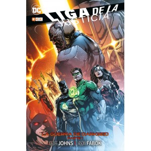 Liga de la Justicia: La guerra de Darkseid nº 01