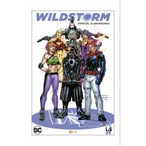 WildStorm: Especial 25º aniversario