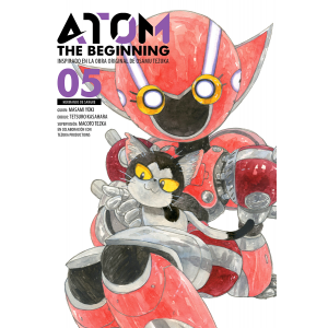 Atom: The Beginning nº 05