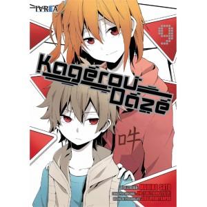 Kagerou Daze nº09