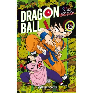 Dragon Ball Color Origen y Red Ribbon nº 06 (De 8)