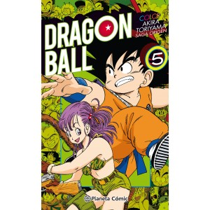 Dragon Ball Color Origen y Red Ribbon nº 05 (De 8)
