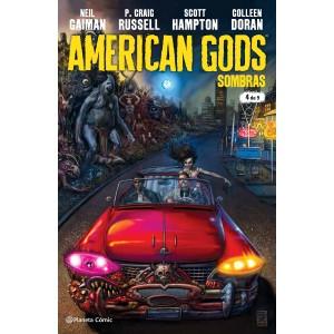 American Gods: Sombras nº 04
