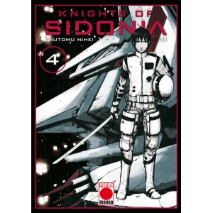 Knights of Sidonia nº 04