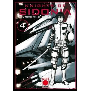 Knights of Sidonia nº 04