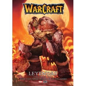 Warcraft: Leyendas nº 01