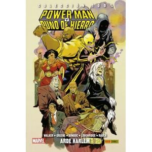 100% Marvel HC. Power Man y Puño de Hierro nº 03