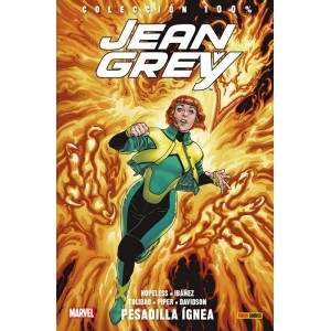 100% Marvel. Jean Grey nº 01