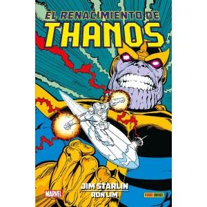 Héroes Marvel - Colección Jim Starlin nº 01