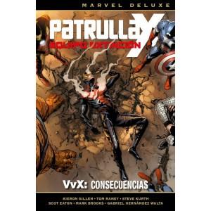 Marvel Deluxe. Patrulla-X: Equipo Extinción nº 03
