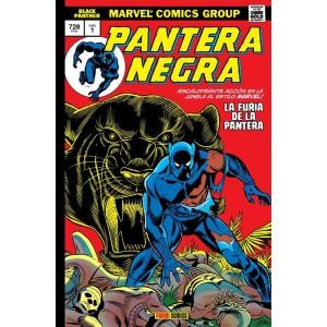 Marvel Gold. Pantera Negra nº 01