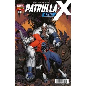 Patrulla-X Azul nº 57 (6)