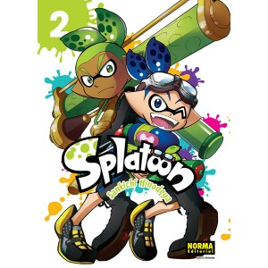 Splatoon nº 02