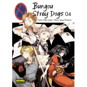 Bungou Stray Dogs nº 04