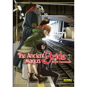 The Ancient Magus Bride nº 07