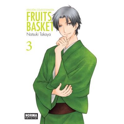 Fruits Basket Edición Coleccionista nº 03