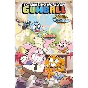 El Asombroso Mundo de Gumball nº 05: Especial Rey de las tartas