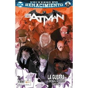 Batman nº 71/16 (Renacimiento)