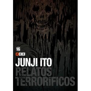 Junji Ito: Relatos terroríficos nº 16