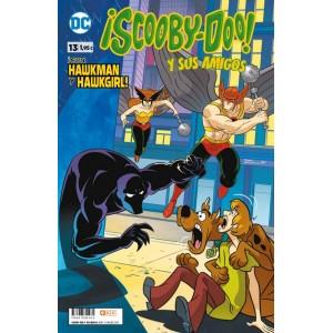 ¡Scooby-Doo! y sus amigos nº 13